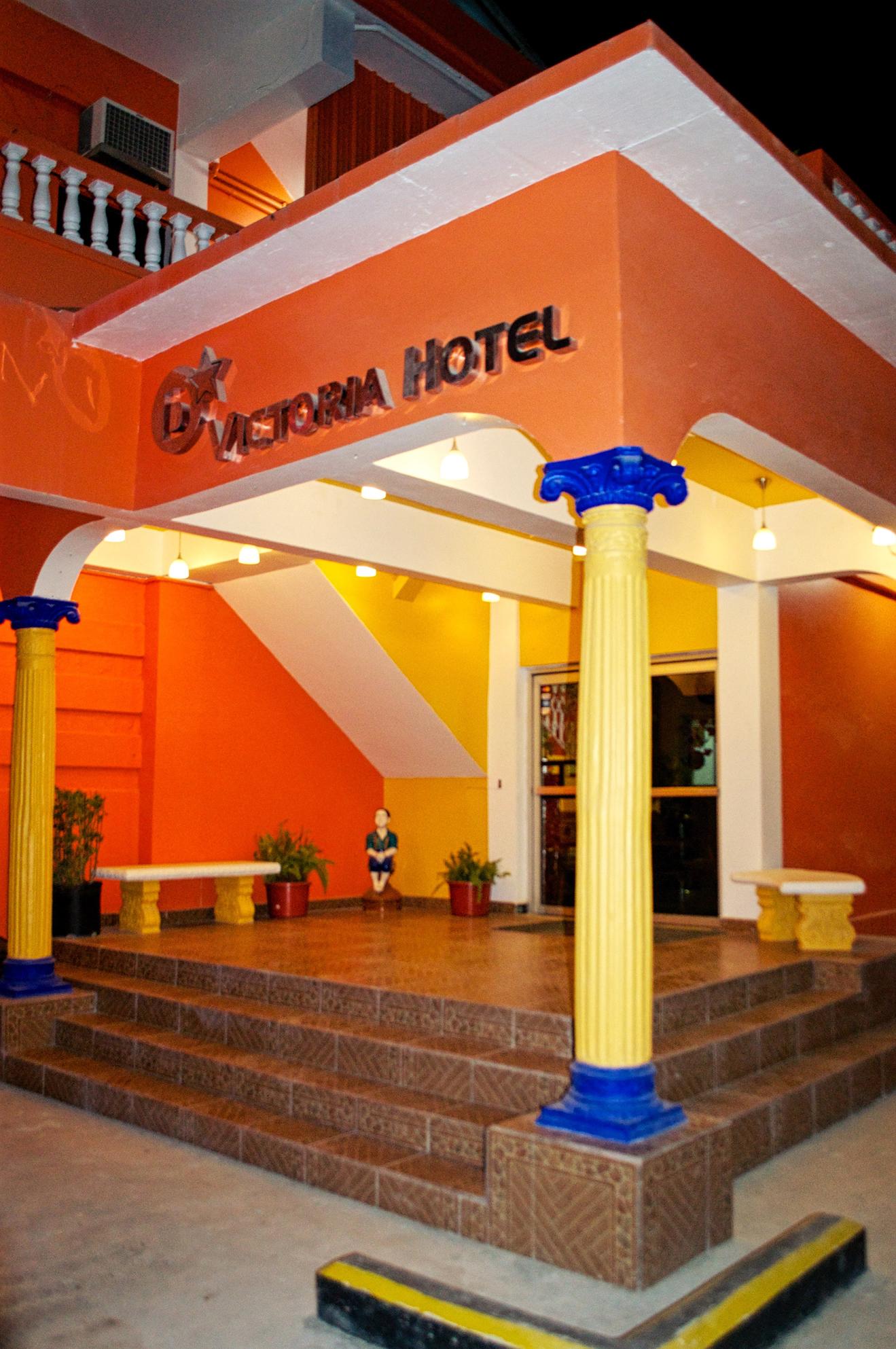 D Victoria Hotel Orange Walk Hotel